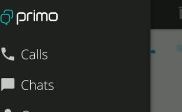 رقم أمريكى على برنامج بريمو Primo