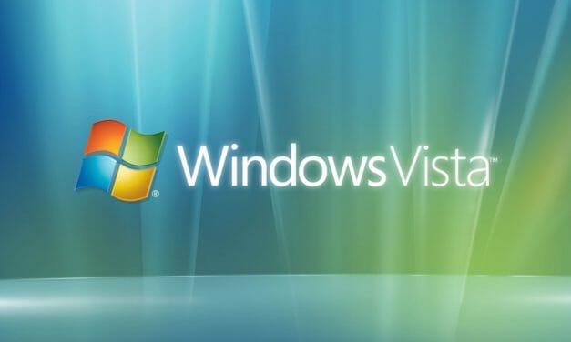 أعلنت شركة مايكروسوفت رسمياً عن توقف دعمها لويندوز فيستا Vista