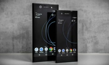 Sony تبدأ باطلاق تحديث جديد لهواتف Xperia XA1 Series