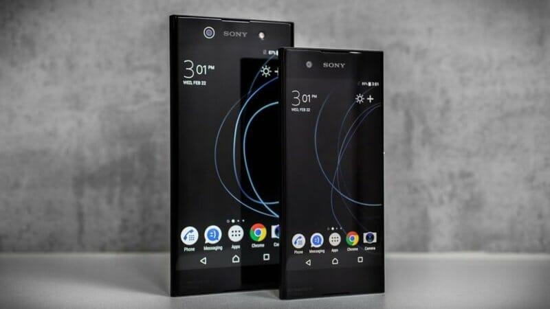 Sony Xperia XA1 Series