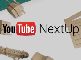 مسابقة يوتيوب نيكست آب 2018 YouTube NextUp