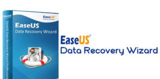 EaseUS استعادة الملفات المحذوفة
